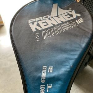 Kennex pro tennis racquet